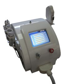 China Multifunction Beauty Equipment Portable IPL+Cavitation+RF For Hair Removal And Slimming distributor